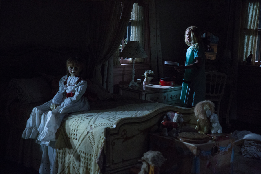 ANNABELLE CREATION: BEE'S ROOM