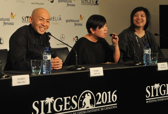 Action reaches Sitges hand in hand with Dante Lam