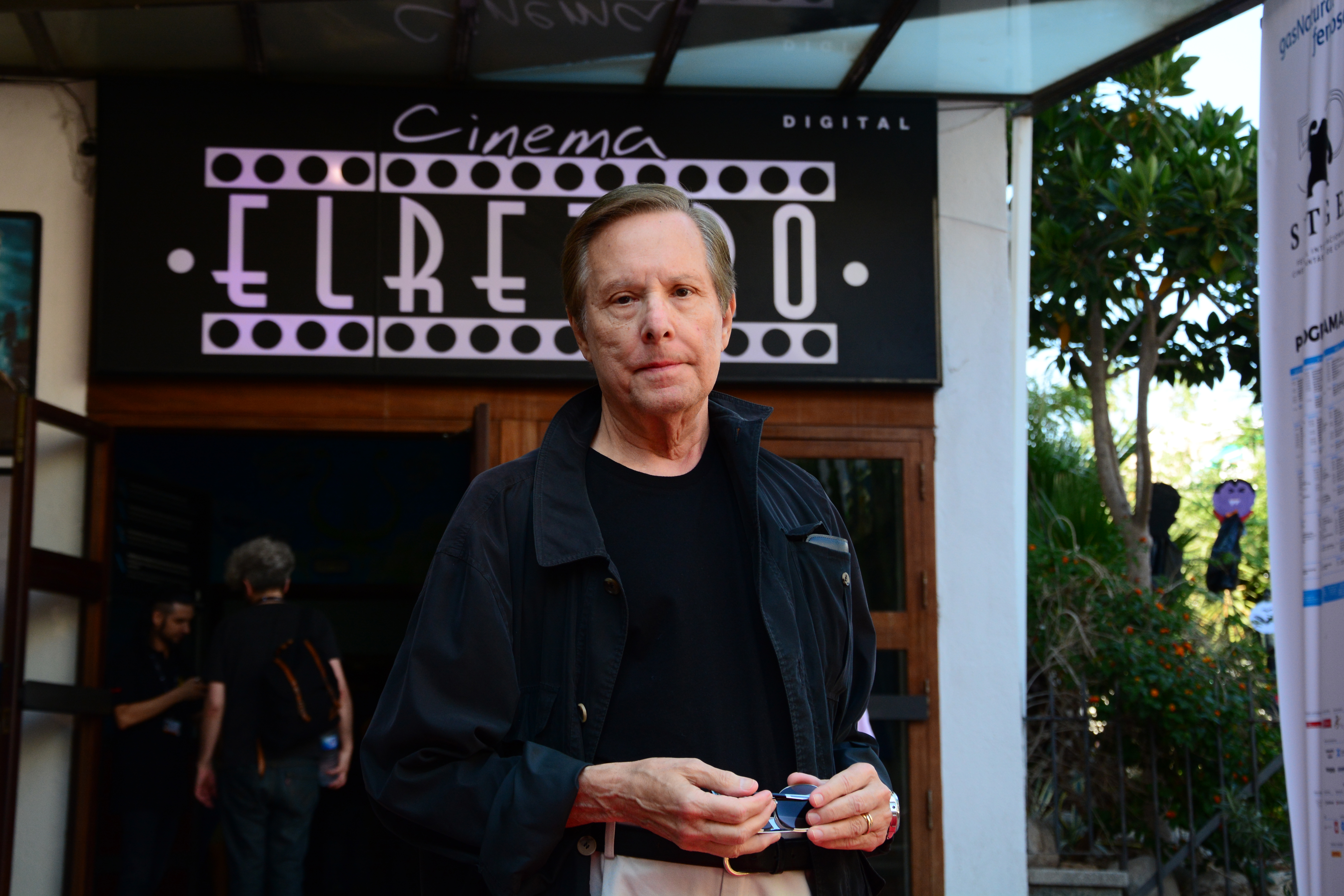 William Friedkin enlluerna a Sitges