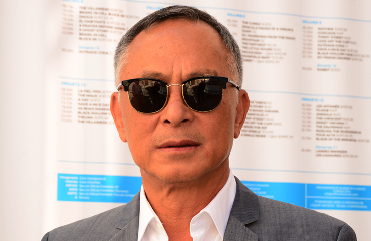 Johnnie To is the star of Hong Kong Day