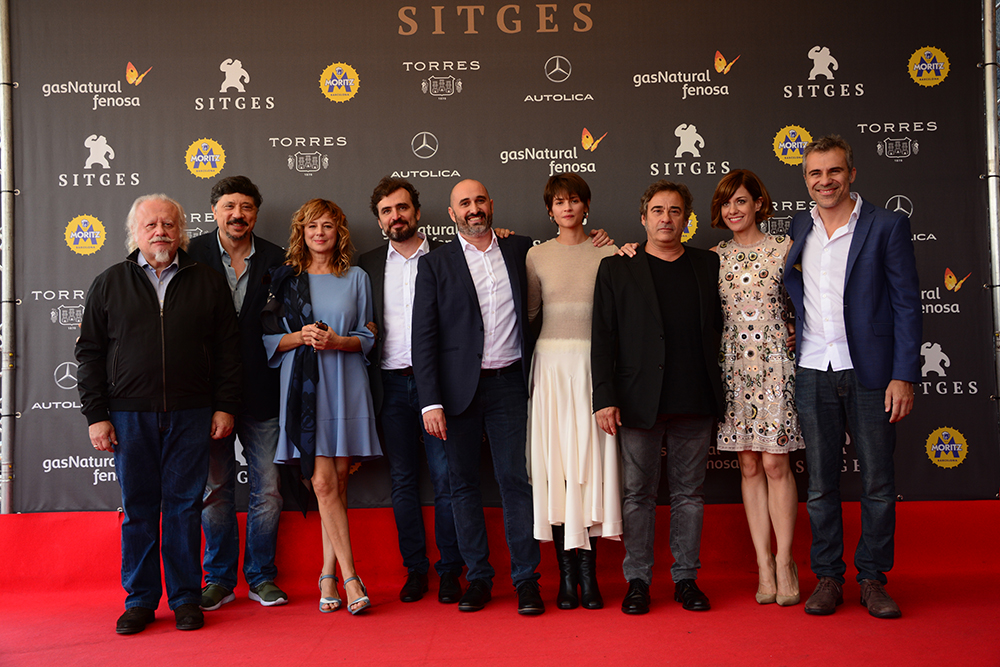 Sitges rolls out the red carpet for series