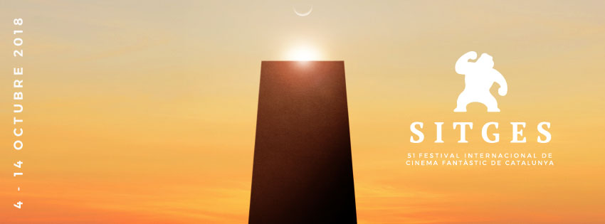 Kubrick's iconic monolith presides over Sitges 2018