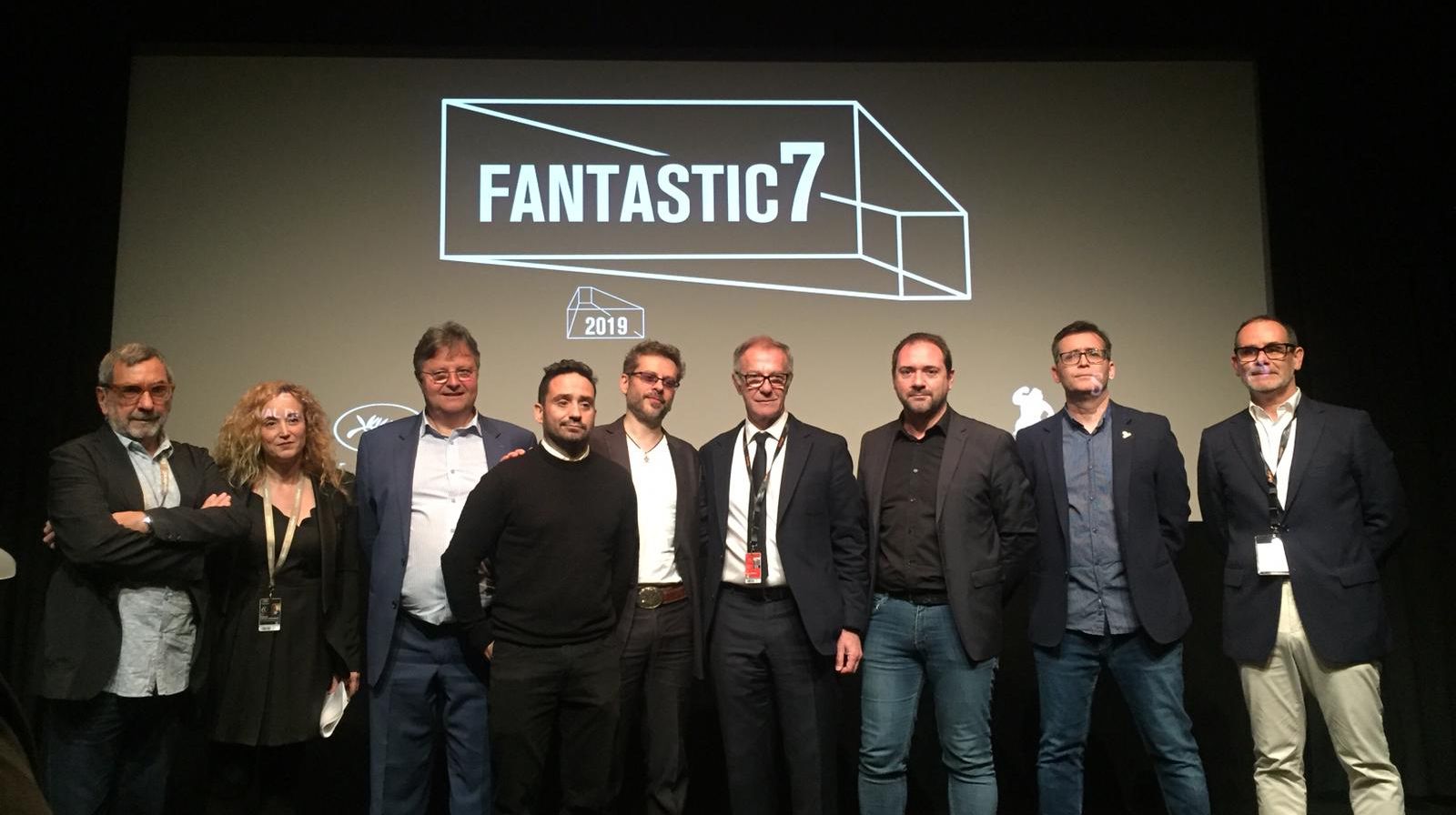 Sitges' Fantastic 7 is a huge hit at a Cannes committed to genre