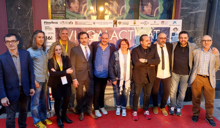 The Sitges Festival travels the Catalan territory