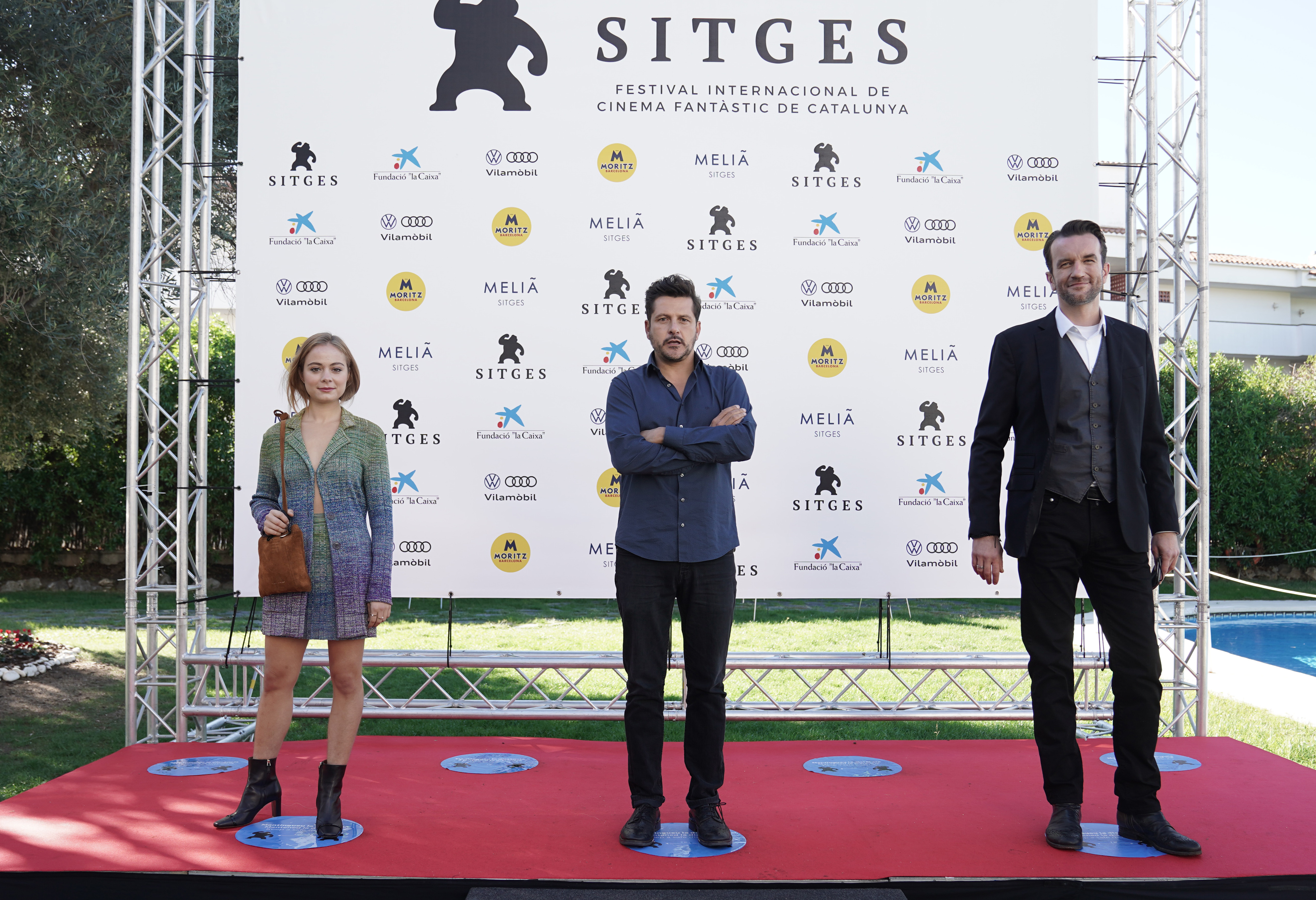 Kike Maíllo returns to Sitges with the world premiere of 'A Perfect Enemy'