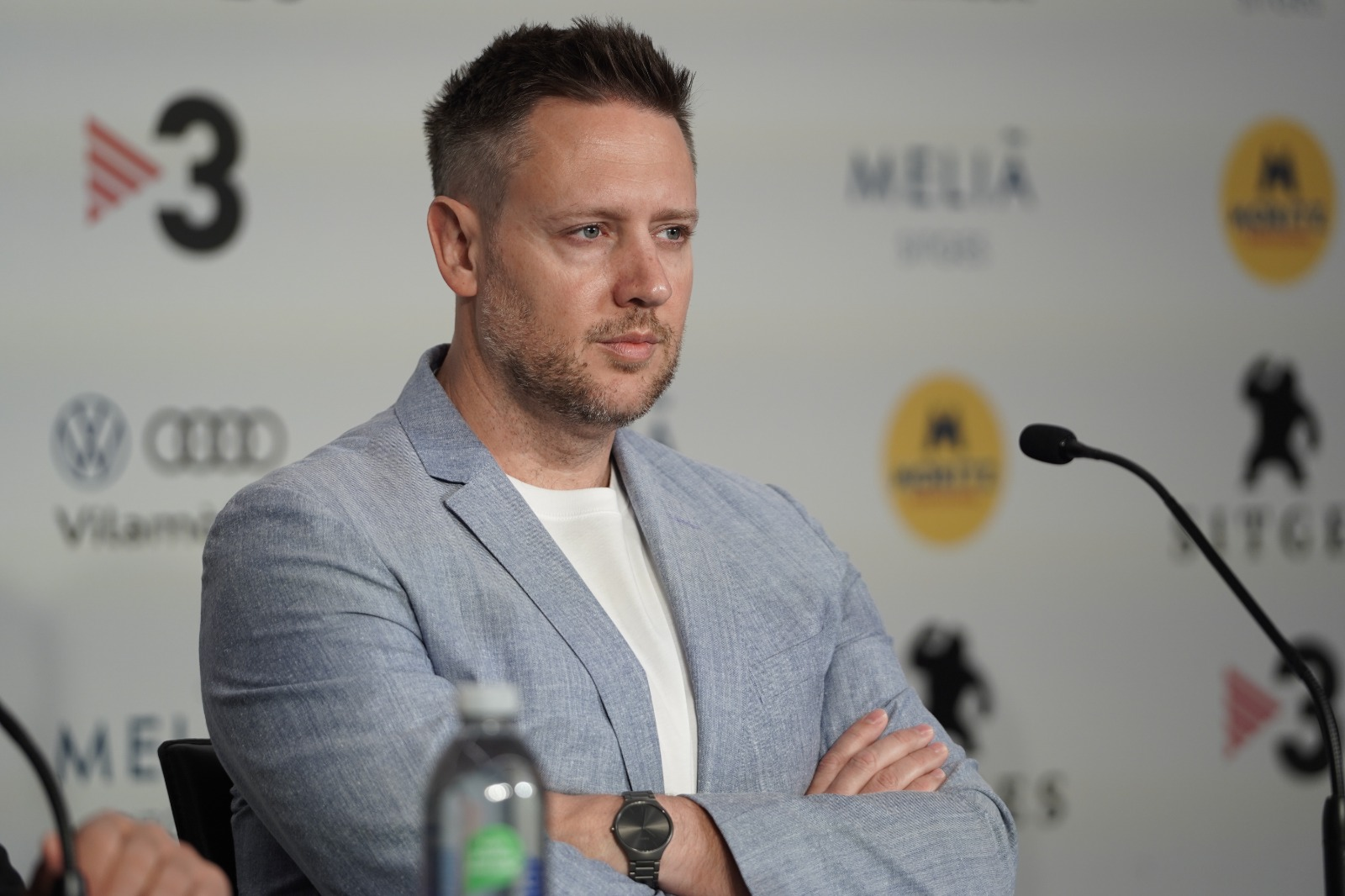Sitges Heads into its Final Stretch with the Time Machine Award presented to Neill Blomkamp